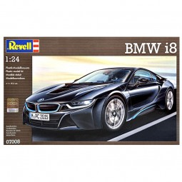 BMW i8 Car Model Kit