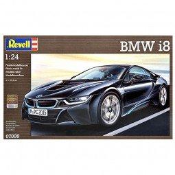 BMW i8 Car Model Kit