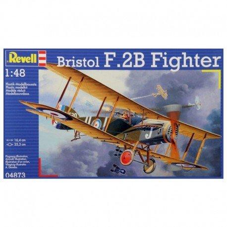 Bristol F.2B Fighter Airplane Model Kit