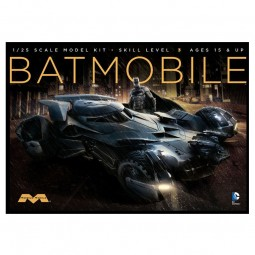 BvS:DoJ Batmobile Car Model Kit
