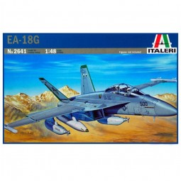 EA-18G Growler Airplane Model Kit