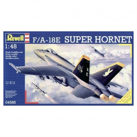 F/A-18E Super Hornet Model Airplane Kit