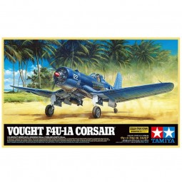 F4U-1A Corsair Model Airplane Kit