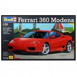 Ferrari 360 Modena Model Car Kit