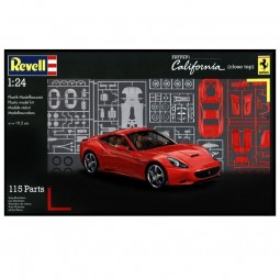 Ferrari California Model Car Kit