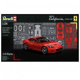 Ferrari California Model Car Kit