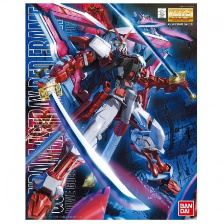 Gundam Astray Red Frame MG Mecha Model Kit
