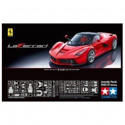 LaFerrari Model Car Kit