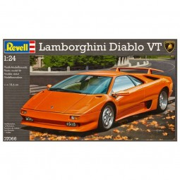 Lamborghini Diablo VT Model Car Kit