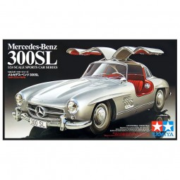 Mercedes-Benz 300SL Model Car Kit