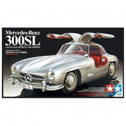 Mercedes-Benz 300SL Model Car Kit