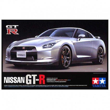 Nissan GT-R Car Model Car Kit