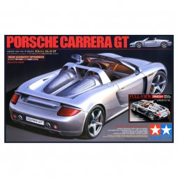 Porsche Carrera GT Car Model Kit