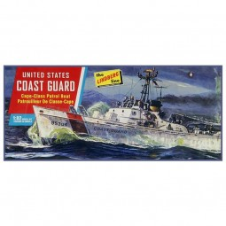 U.S. Coast Guard Patrol Boat Model Kit