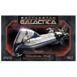 Battlestar Galactica Colonial One Spacecraft Model Kit