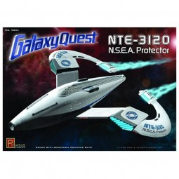 Galaxy Quest NSEA Protector Spacecraft Model Kit
