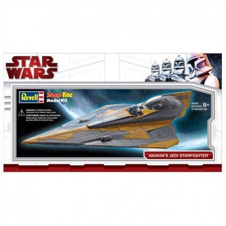 Anakin's Jedi Starfighter Spacecraft Model Kit
