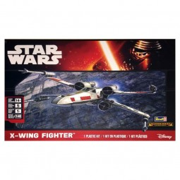 Star Wars X-Wing Fighter Spacecraft Model Kit