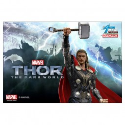 'Thor: The Dark World' Superhero Model Kit