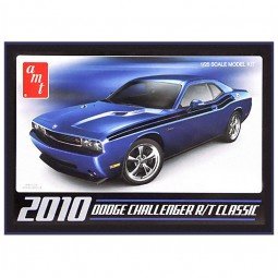 2010 Dodge Challenger R/T Classic Car Model Kit