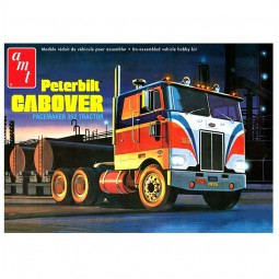Peterbilt 352 Pacemaker COE Tractor Truck Model Kit