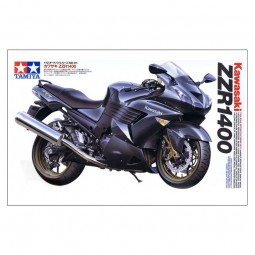 Kawasaki ZZR 1400 Motorcycle Model Kit