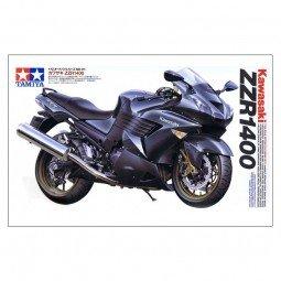 Kawasaki ZZR 1400 Motorcycle Model Kit