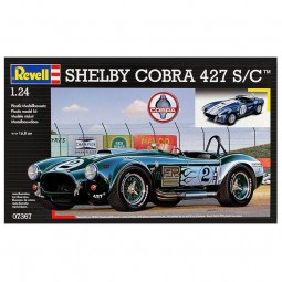Shelby Cobra 427 S/C Car Model Kit