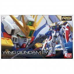 20 Wing Gundam Ver EW Mecha Model Kit