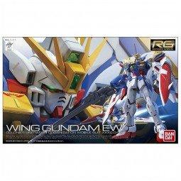 20 Wing Gundam Ver EW Mecha Model Kit