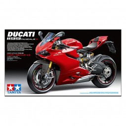 Ducati 1199 Panigale S Motorcycle Model Kit