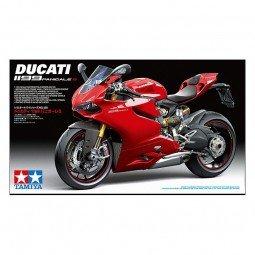 Ducati 1199 Panigale S Motorcycle Model Kit