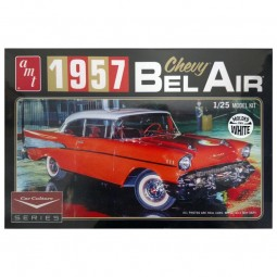 1957 Chevy Bel Air Car Model Kit