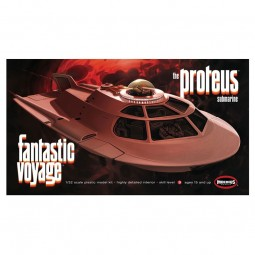 Fantastic Voyage Proteus Submarine Model Kit