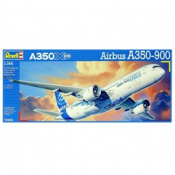 Airbus A350-900 Airplane Model Kit