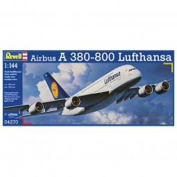 Airbus A380-800 'Lufthansa' Airplane Model Kit