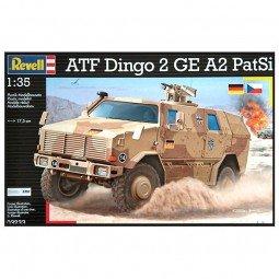 ATF Dingo 2 GE A3.3 PatSi Military Model Kit