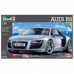 Audi R8 Car Model Kit