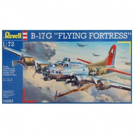 B-17G Flying Fortress Model Airplane Kit