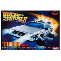 'Back To the Future II' Time Machine Model Kit