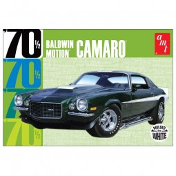 Baldwin Motion 1970 Chevy Camaro Model Car Kit