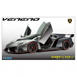 Lamborghini Veneno Model Car Kit