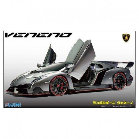 Lamborghini Veneno Model Car Kit