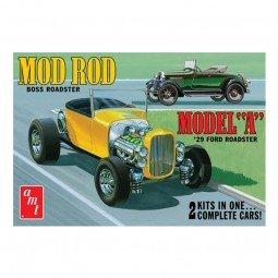 1929 Ford Model A Roadster Model Kit